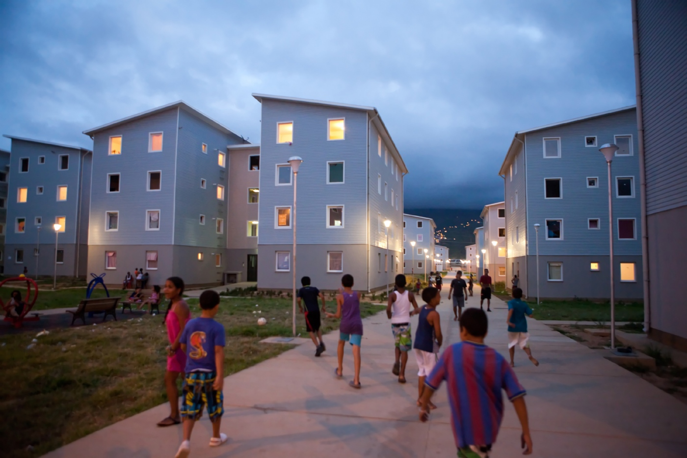 VARGAS SOCIAL HOUSING PROJECT